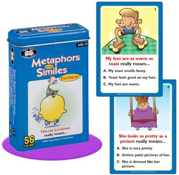 Metaphors & Similies