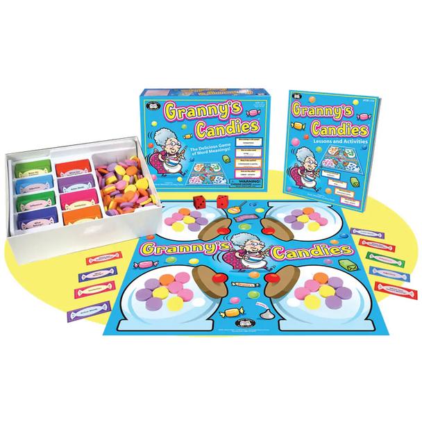 Granny's Candies Board Game