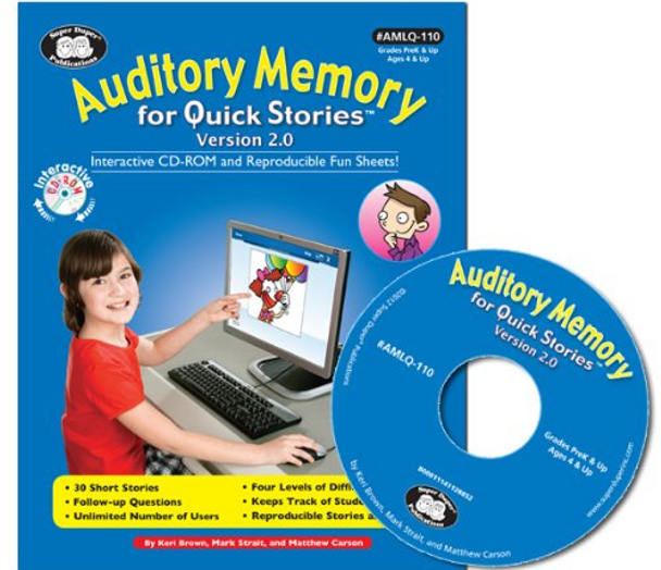 Auditory Memory for Quick Stories