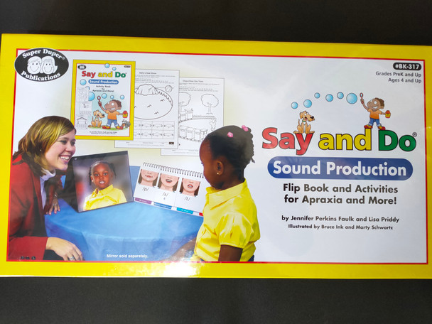 See it, Say it Sound Production