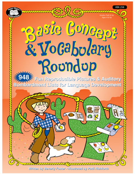 Basic Concept and Vocabulary Round-up