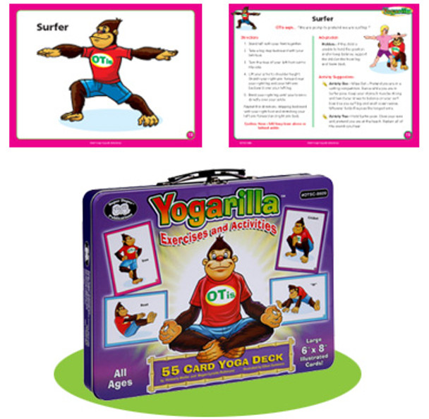 Yogarilla Exercises and Activities