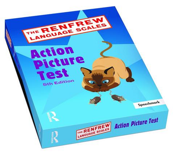 The Renfrew Language Scales Action Picture Test - Fifth Edition