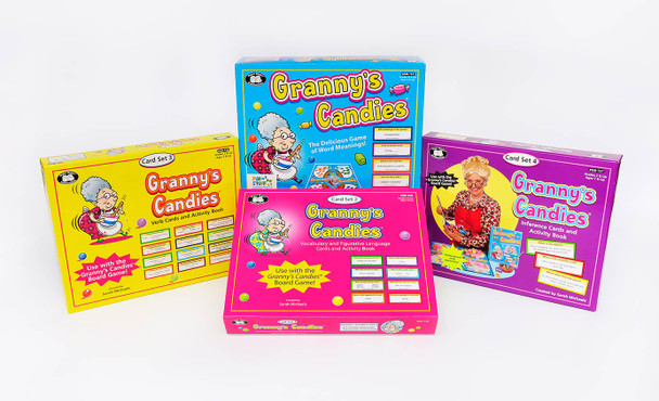 Granny's Vocabulary & Language Pack