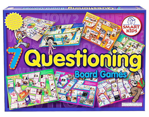 Questioning Board Games