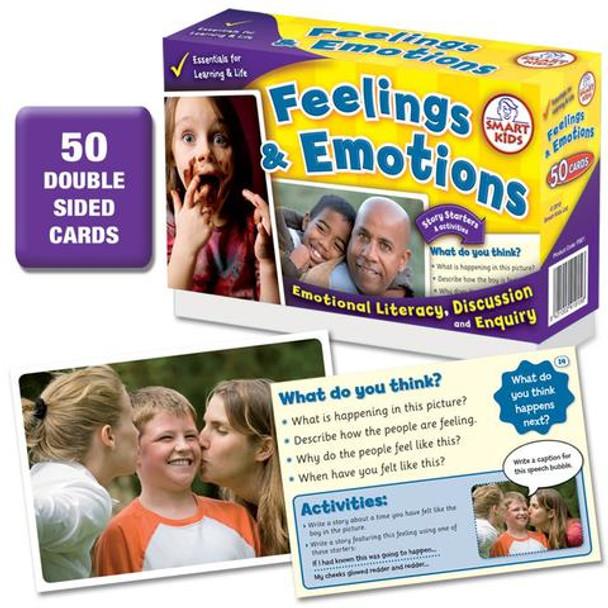 Feelings & Emotions 50 Cards