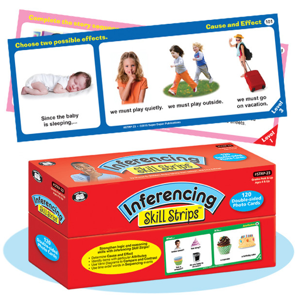 Inferencing Skill Strips