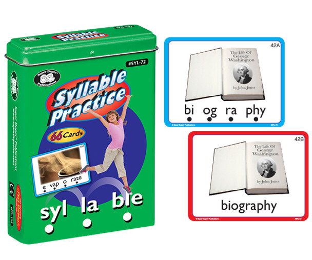 Syllable Practice