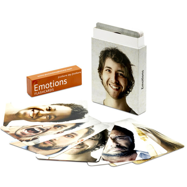 Picture My Picture - Emotions Flashcards