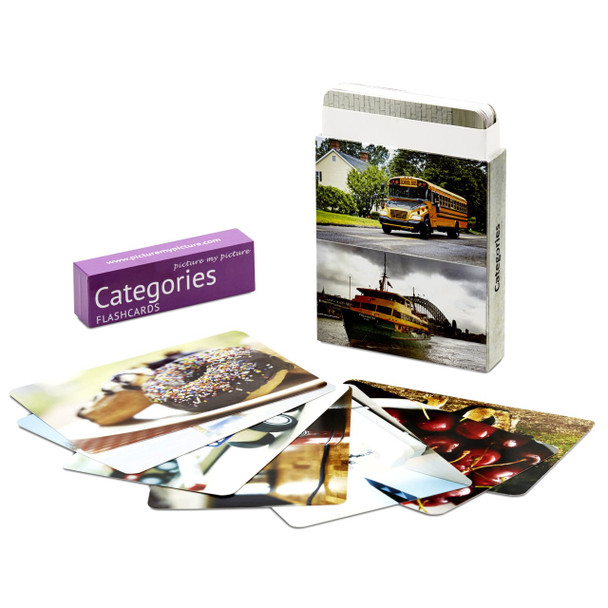 Picture My Picture - Categories Flashcards