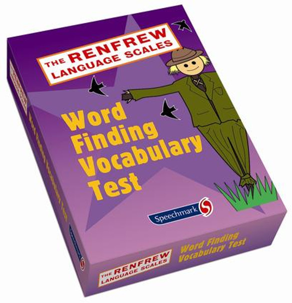 The Renfrew Language Scales- Word Finding Vocabulary Test