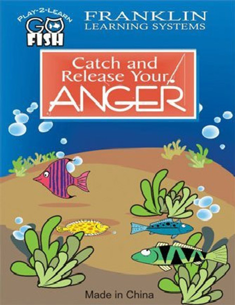Play-2-Learn Go Fish: Catch & Release Your Anger Game