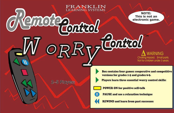 Remote Control - Worry Control Game