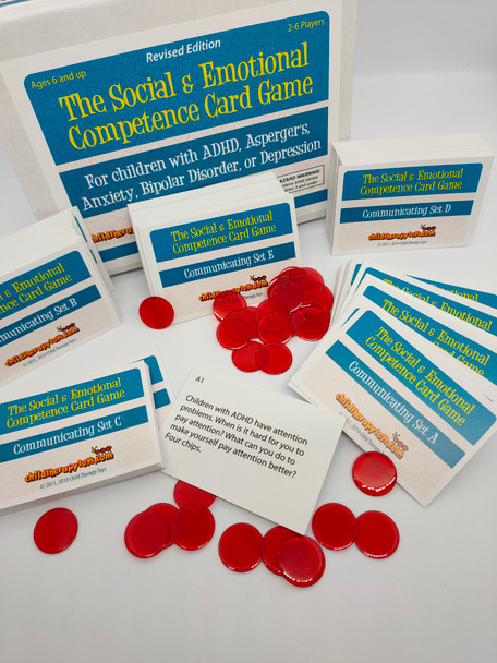 The Social & Emotional Competence Card Game