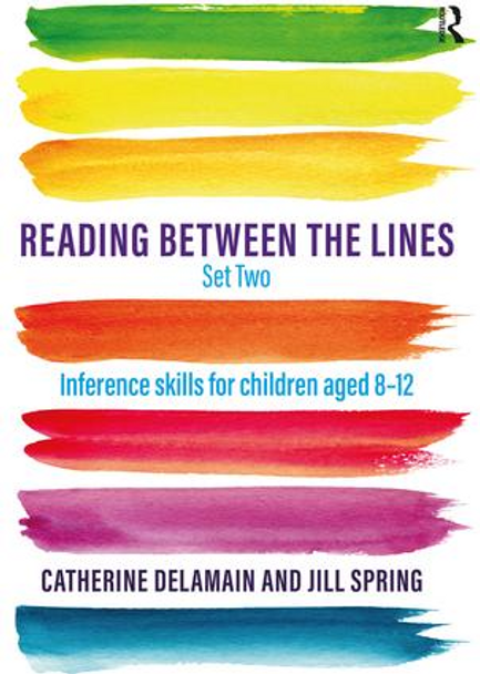 Reading Between the Lines - Set 2 Inference Skills for Children 8-12