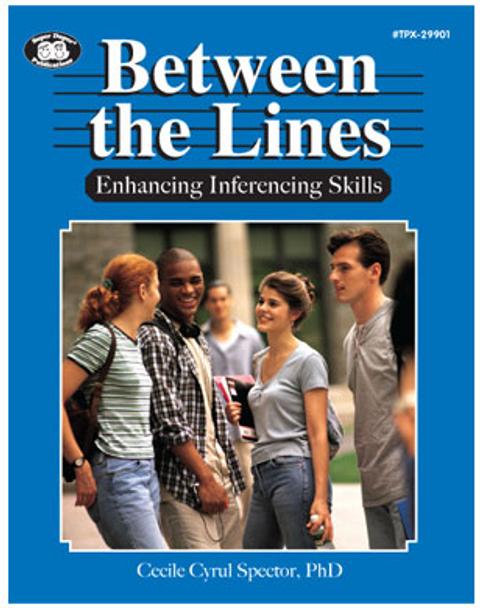 Between the Lines - Enhancing Inferencing Skills