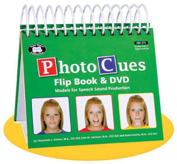 Photo Cues Flip Book & DVD