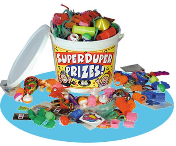 Super Duper Prize Bucket