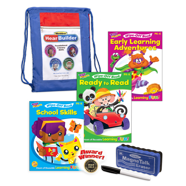 Early School Skills Parent Pack