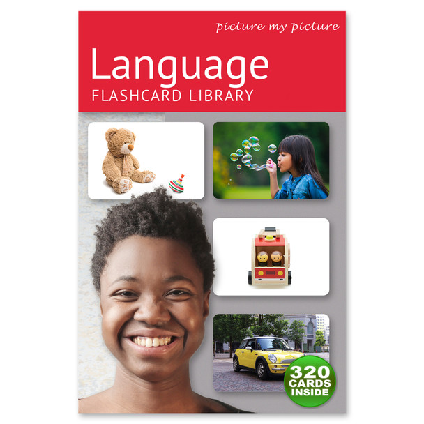 Language Flashcard Library - 320 Cards