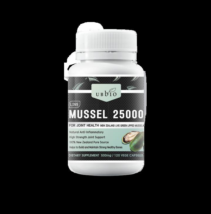 Greenshell Mussel Capsules