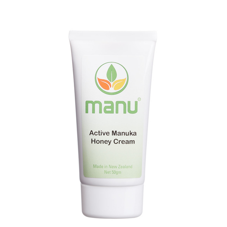 Active Manuka Honey Cream front