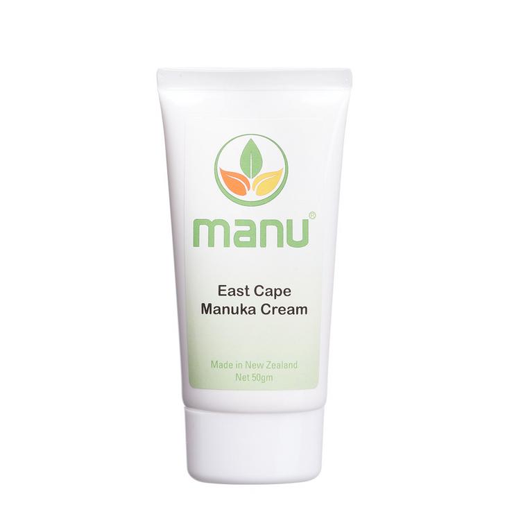 East Cape Manuka Cream front