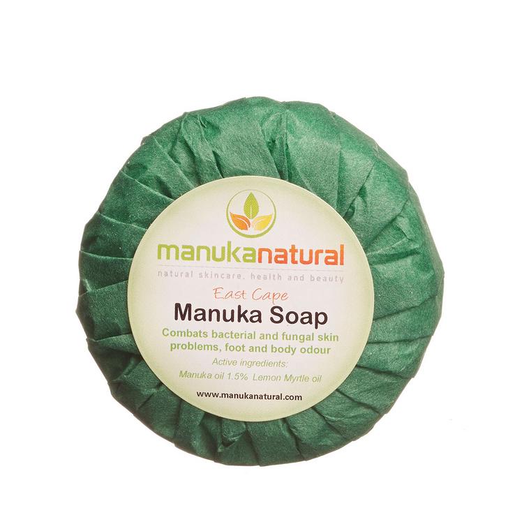 East Cape Manuka Soap