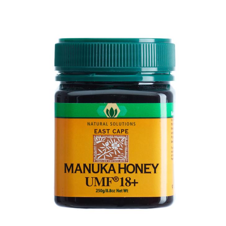 Manuka honey UMF 18+ front