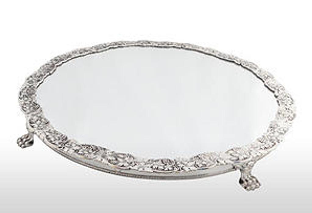 "20"" Plateau Silver Plate C.1609"