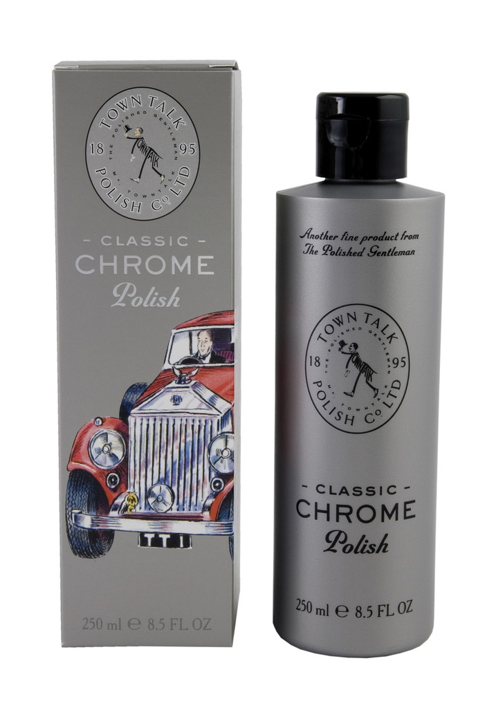 TOWN TALK CHROME POLISH 8.5 fl. oz.