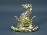 Eagle Paperweight (Goldtone Finish)