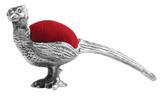 Pheasant pincushion