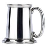 English Pewter Child's Mug Plain
