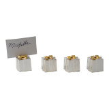 Gift Box Place Card Holder S/4