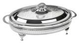 Large Oval Casserole/Lid (Q0/6295)