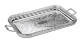 Oblong Gallery Tray/Handles