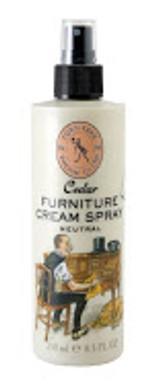 Town Talk Leather Cream Spray 250ml