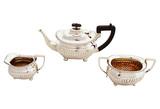 English Tea Set, C. 1875, 3 Pcs (A6733)