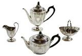 English Tea & Coffee Set, C.1870 (A7423)