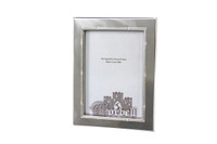 """Finest Quality Sterling /Wood Frame  5"""" x 7"""" Photo Size"""