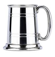 Baby Mug Double Lined English Pewter