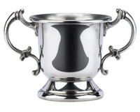 2 Handle English Pewter  Baby Mug With 2 Handles