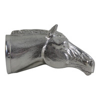 Fine Quality English Pewter Horse Head Jigger,Measure