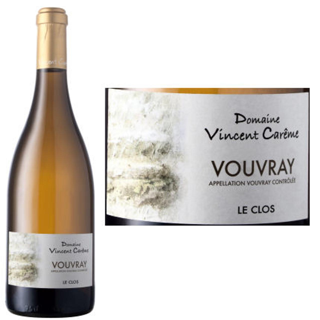 Domaine Vincent Careme Le Clos Vouvray