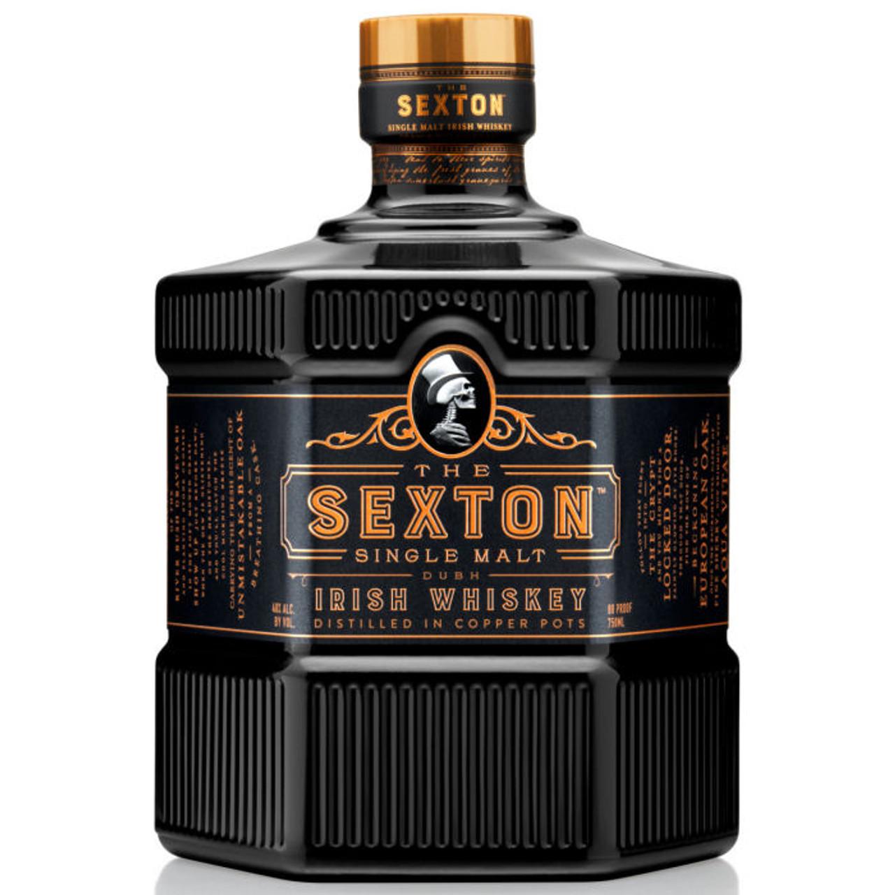 The Sexton Single Malt Irish Whiskey 750ml
