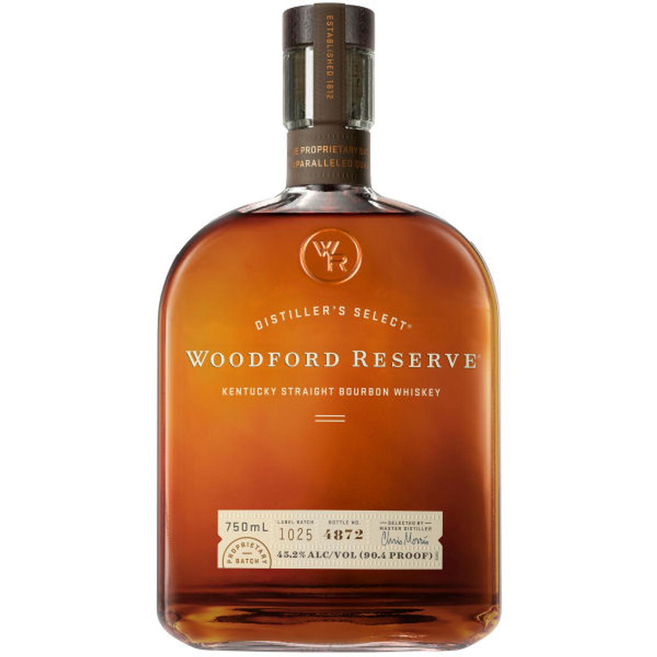 Woodford Reserve Bourbon 750ml