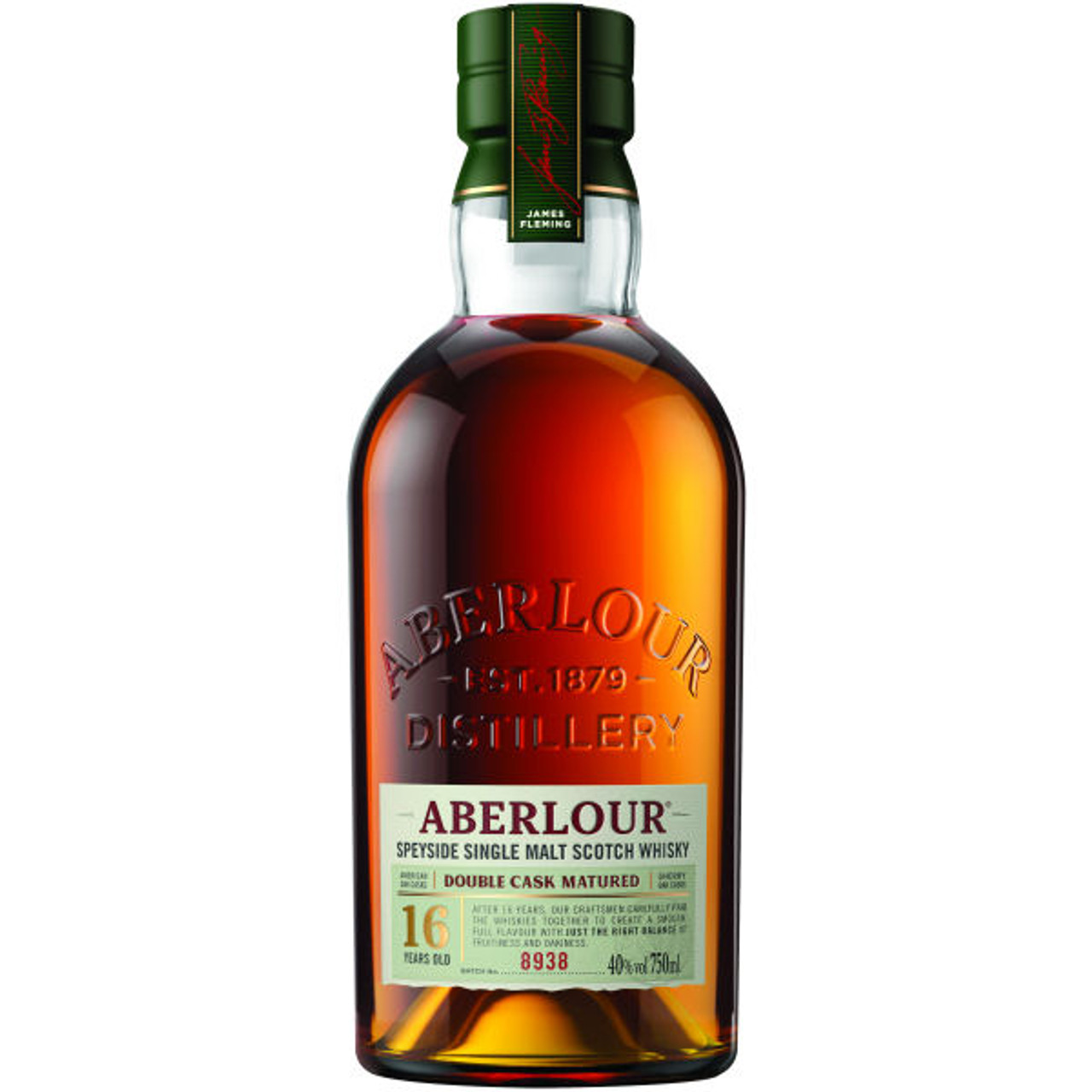 Aberlour 16 Year Old Double Cask Matured Highland 750ml