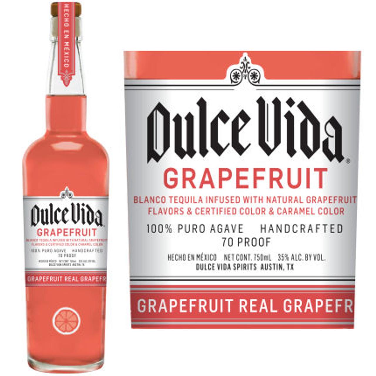 Dulce Vida Grapefruit 750mlReg. Price $44.99