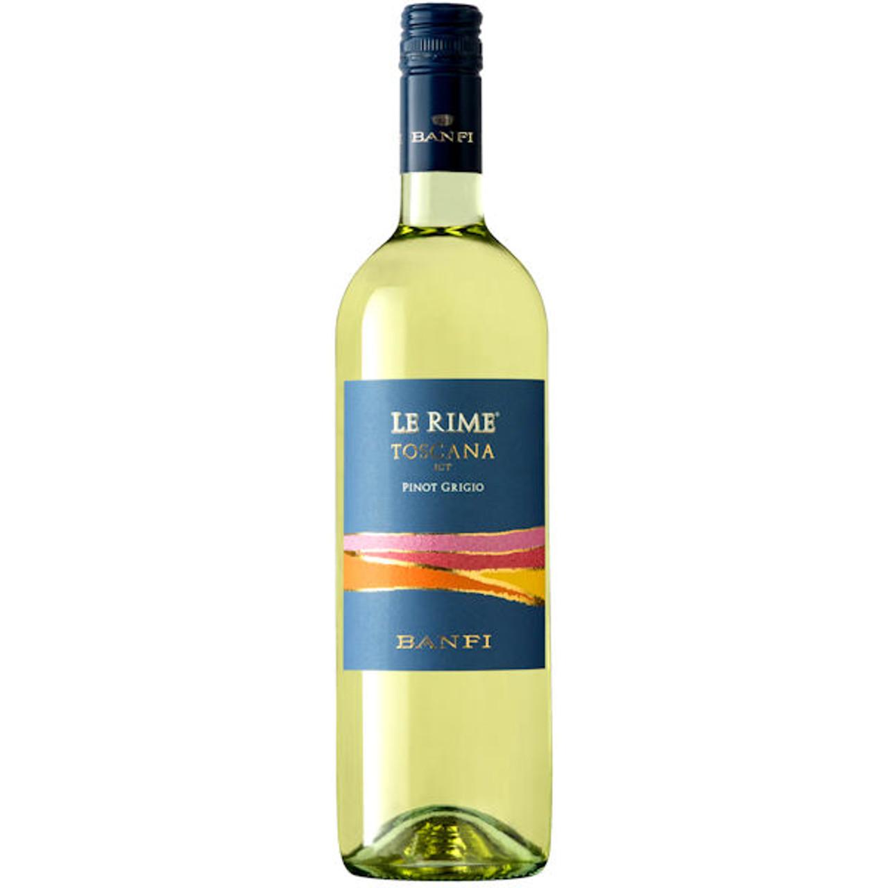 Banfi Le Rime Pinot Grigio IGT